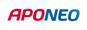 Farbiges Logo der Aponeo Apotheke