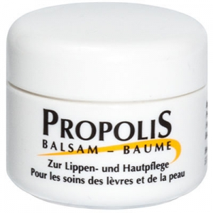 Propolis Lippenbalsam Tiegel