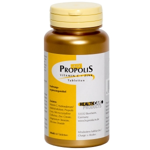 Propolis Vitamin C + Zink Tabletten