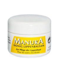 Lippenbalsam mit Manuka Honig